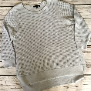 Ann Taylor Open Knit Lightweight Sweater XL (RR)